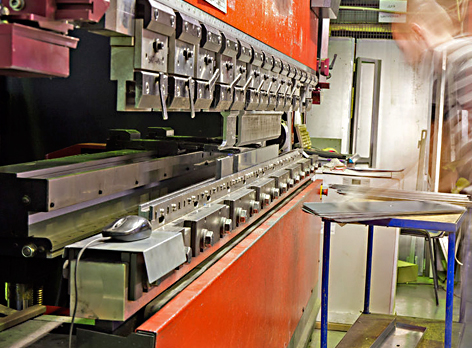 Press brake Galmex – Bialystok | Poland
